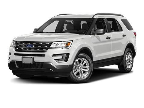 2017 Ford Explorer for sale in Cordele, GA