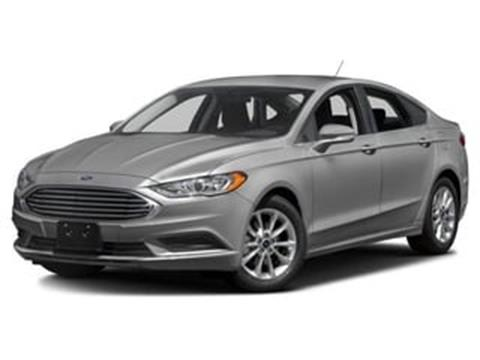 2018 Ford Fusion for sale in Cordele GA