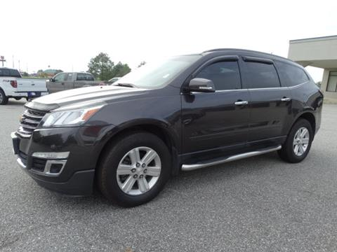 2013 Chevrolet Traverse for sale in Cordele, GA