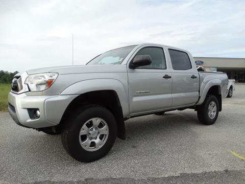 2013 Toyota Tacoma for sale in Cordele, GA