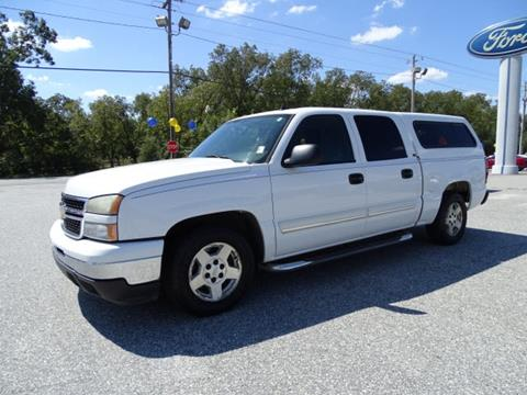 2007 Chevrolet Silverado 1500 Classic for sale in Cordele, GA
