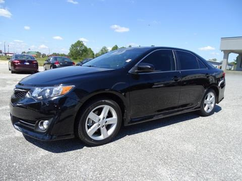 2014 Toyota Camry for sale in Cordele, GA