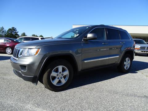2013 Jeep Grand Cherokee for sale in Cordele, GA