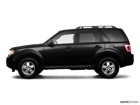 2009 Ford Escape for sale in Cordele, GA