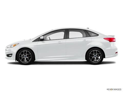 2017 Ford Focus for sale in Cordele GA
