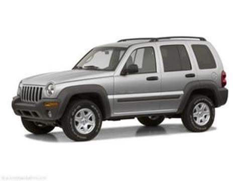 2002 Jeep Liberty for sale in Cordele, GA