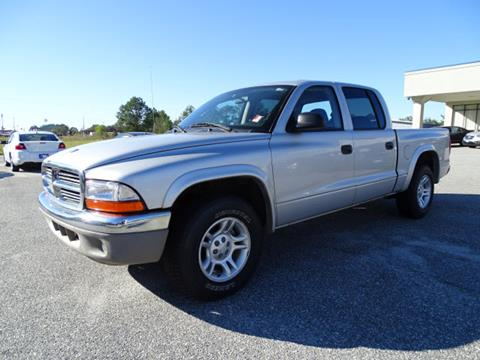 2004 Dodge Dakota for sale in Cordele GA
