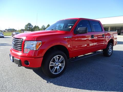 2014 Ford F-150 for sale in Cordele GA
