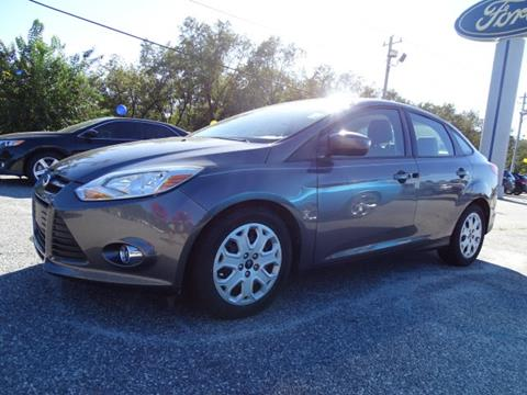 2012 Ford Focus for sale in Cordele GA