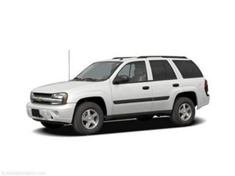 2005 Chevrolet TrailBlazer for sale in Cordele GA