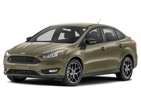 2018 Ford Focus for sale in Cordele, GA