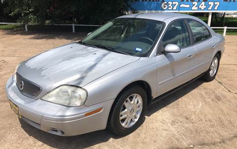 2004 Mercury Sable for sale in Lufkin, TX
