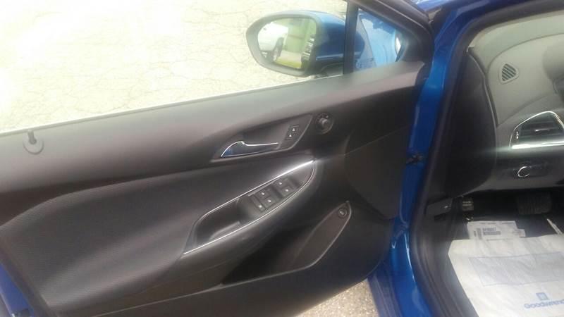 2017 Chevrolet Cruze for sale at KATAHDIN MOTORS INC /  Chevrolet & Cadillac in Millinocket ME