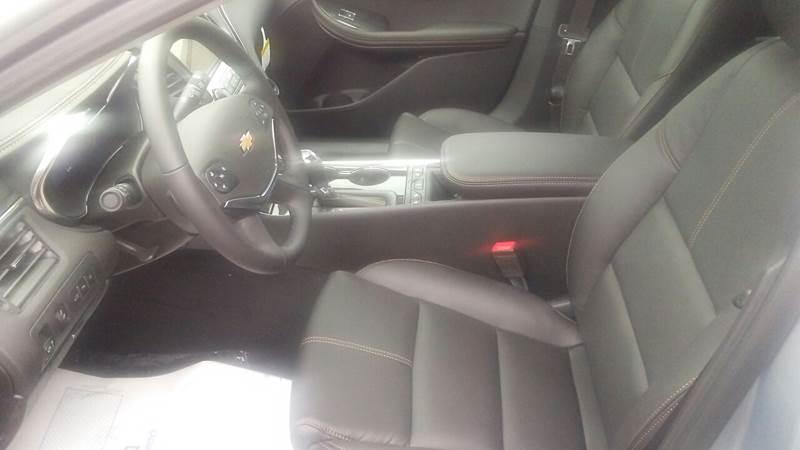 2017 Chevrolet Impala for sale at KATAHDIN MOTORS INC /  Chevrolet & Cadillac in Millinocket ME