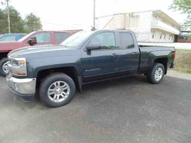 2017 Chevrolet Silverado 1500 for sale at KATAHDIN MOTORS INC /  Chevrolet & Cadillac in Millinocket ME