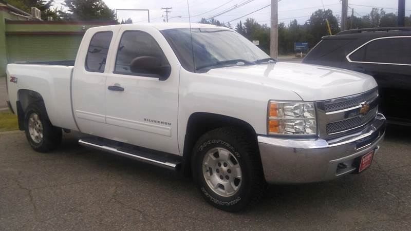 2012 Chevrolet Silverado 1500 for sale at KATAHDIN MOTORS INC /  Chevrolet & Cadillac in Millinocket ME