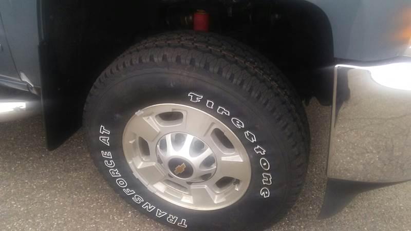 2015 Chevrolet Silverado 2500HD for sale at KATAHDIN MOTORS INC /  Chevrolet & Cadillac in Millinocket ME