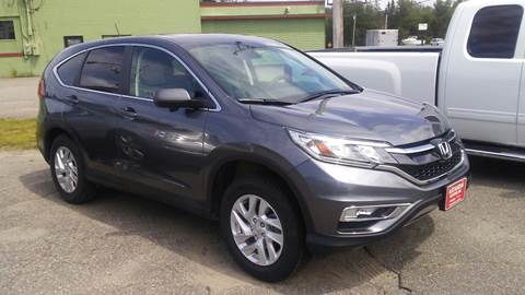 2016 Honda CR-V for sale at KATAHDIN MOTORS INC /  Chevrolet & Cadillac in Millinocket ME