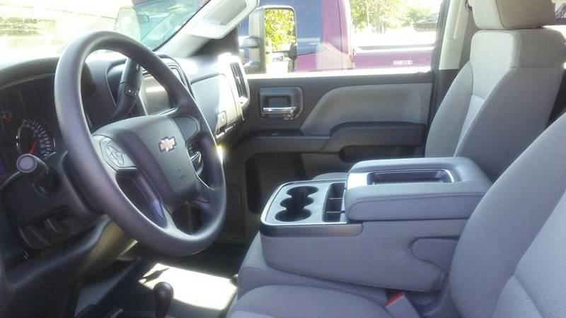2018 Chevrolet Silverado 2500HD for sale at KATAHDIN MOTORS INC /  Chevrolet & Cadillac in Millinocket ME
