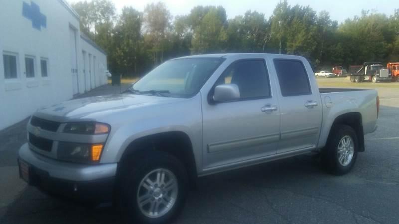 2011 Chevrolet Colorado for sale at KATAHDIN MOTORS INC /  Chevrolet & Cadillac in Millinocket ME