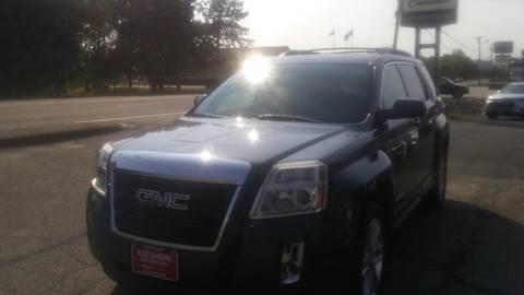 2010 GMC Terrain for sale at KATAHDIN MOTORS INC /  Chevrolet & Cadillac in Millinocket ME