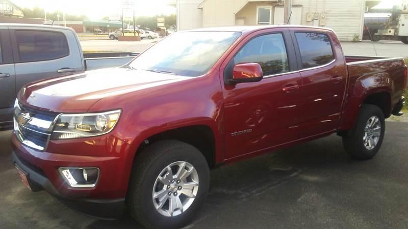 2018 Chevrolet Colorado for sale at KATAHDIN MOTORS INC /  Chevrolet & Cadillac in Millinocket ME