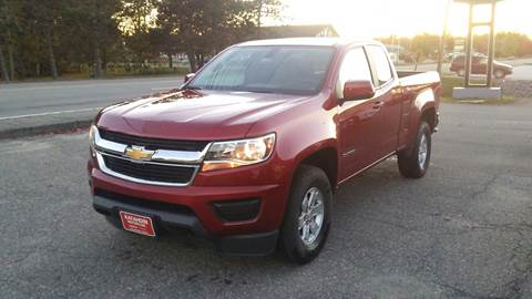 2015 Chevrolet Colorado for sale in Millinocket, ME