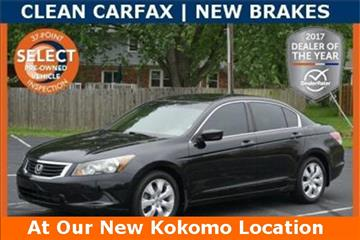 2009 Honda Accord for sale in Kokomo, IN