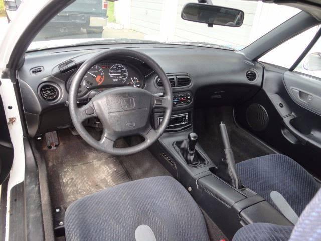 1993 Honda Civic del Sol for sale at Corkle Auto Sales INC in Angola IN