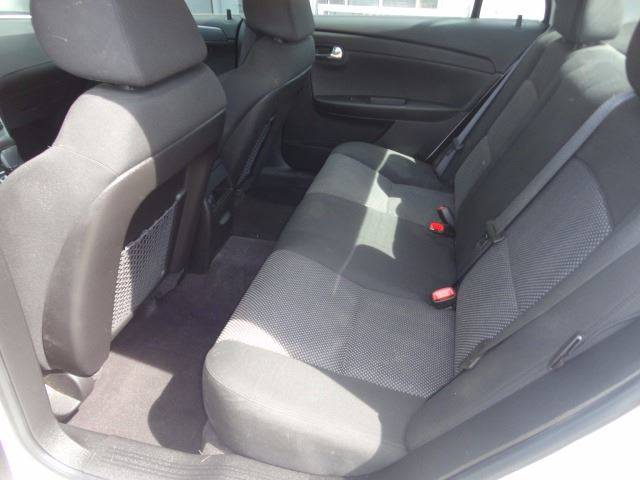 2010 Chevrolet Malibu for sale at Corkle Auto Sales INC in Angola IN
