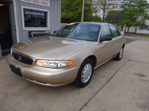 2005 Buick Century for sale at Corkle Auto Sales INC in Angola IN