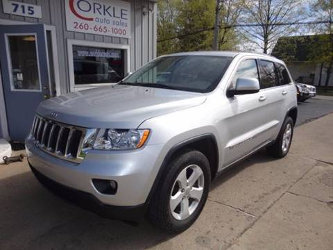 2011 Jeep Grand Cherokee for sale in Angola, IN
