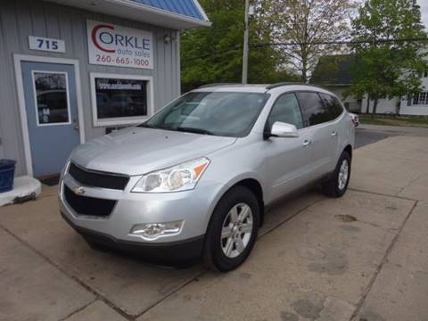 2011 Chevrolet Traverse for sale in Angola, IN