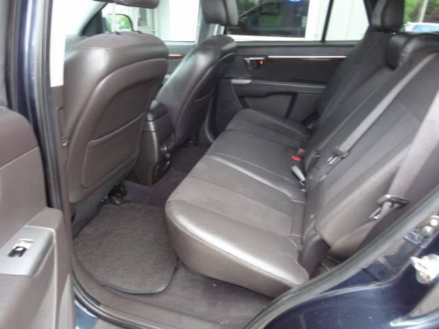 2011 Hyundai Santa Fe for sale at Corkle Auto Sales INC in Angola IN
