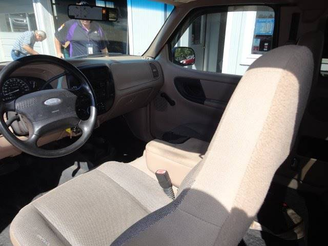 2002 Ford Ranger for sale at Corkle Auto Sales INC in Angola IN