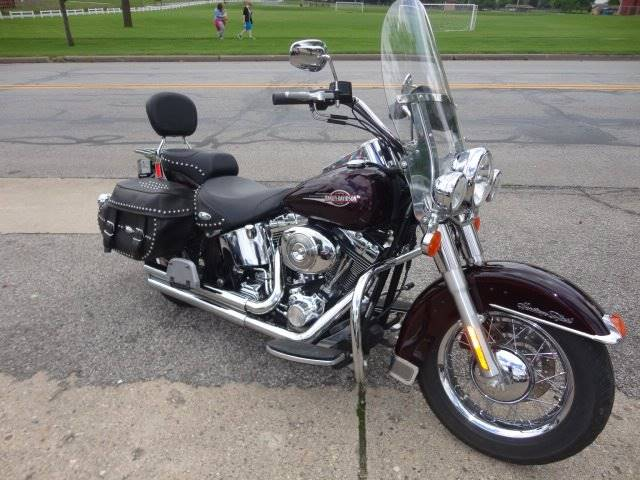 2006 Harley-Davidson Heritage Softail  for sale at Corkle Auto Sales INC in Angola IN