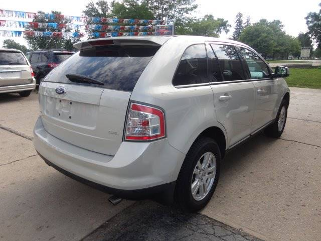 2007 Ford Edge for sale at Corkle Auto Sales INC in Angola IN
