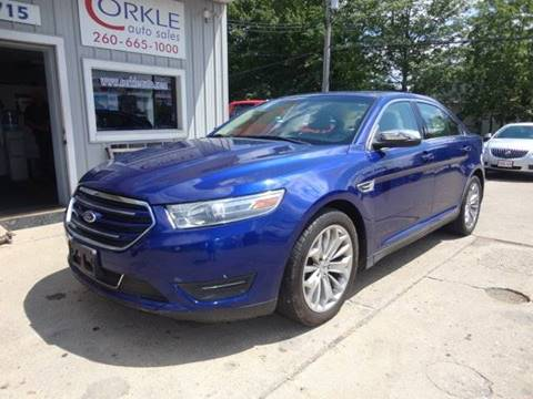 2013 Ford Taurus for sale in Angola, IN