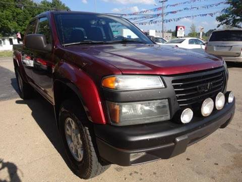 2007 GMC Canyon for sale in Angola, IN