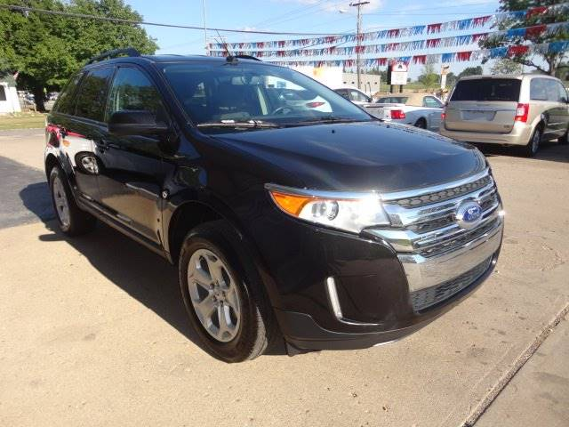 2014 Ford Edge for sale at Corkle Auto Sales INC in Angola IN