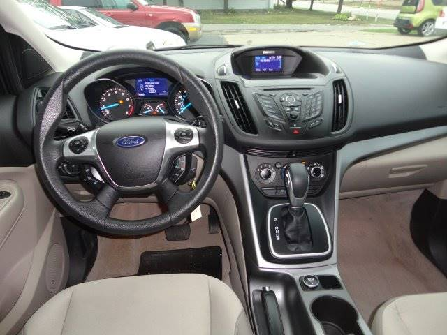 2013 Ford Escape for sale at Corkle Auto Sales INC in Angola IN