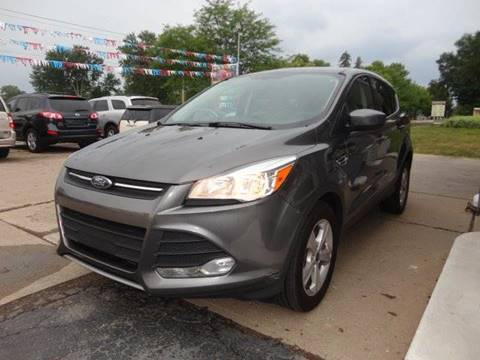 2013 Ford Escape for sale in Angola, IN