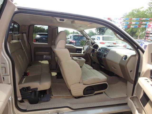 2007 Ford F-150 for sale at Corkle Auto Sales INC in Angola IN