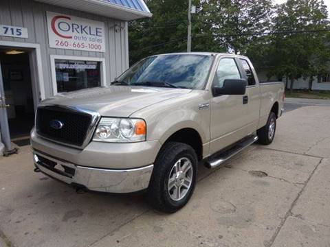 2007 Ford F-150 for sale in Angola, IN