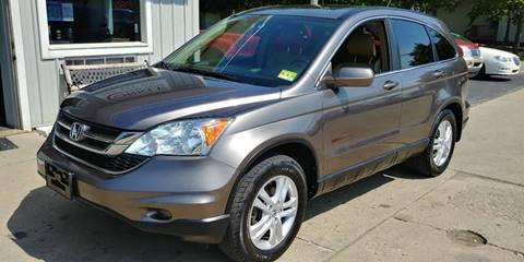 2011 Honda CR-V for sale at Corkle Auto Sales INC in Angola IN