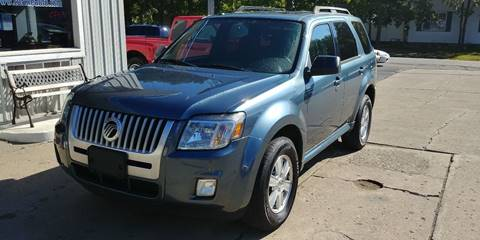 2010 Mercury Mariner for sale at Corkle Auto Sales INC in Angola IN