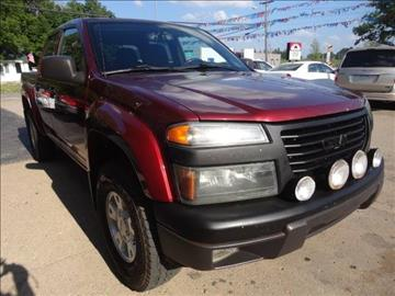 2007 GMC Canyon for sale at Corkle Auto Sales INC in Angola IN