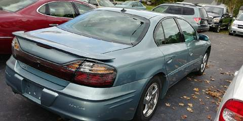 2003 Pontiac Bonneville for sale in Angola, IN