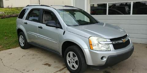 2006 Chevrolet Equinox for sale at Corkle Auto Sales INC in Angola IN