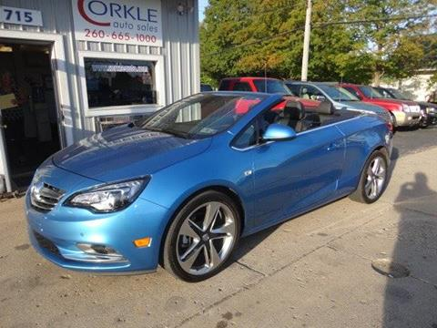 2017 Buick Cascada for sale in Angola, IN